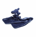 Jellycat Bashful Elephant Dark Blue Soother
