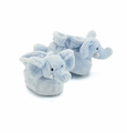 Jellycat Bashful Elly Booties Blue