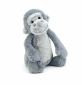 Jellycat Bashful Gorilla - Medium Stuffed Animal