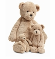 Jellycat Bashful Honey Bear - Huge Stuffed Animal