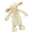 Jellycat Bashful Lamb - Small Stuffed Animal