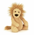 Jellycat Bashful Lion - Medium Stuffed Animal