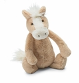Jellycat Bashful Pony Palomino New
