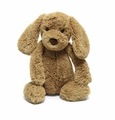Jellycat Bashful Puppy Toffee Small Stuffed Animal