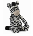 Jellycat Bashful Zebra Medium