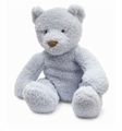 Jellycat Beginnings Bebe Blue Bear Stuffed Animal