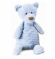 Jellycat Beginnings Blue Cordy Bear Stuffed Animal