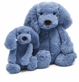 Jellycat Chambray Puppy Chime