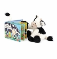 Jellycat Come Along Calf Book