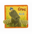 Jellycat Croc & Bird Book