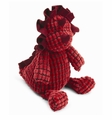"Jellycat Darling Dino ""Dappy"" Red Stuffed Animal"