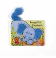 Jellycat Forgetful Elephant Book