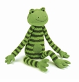 Jellycat Frederick Frog Stuffed Animal