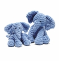 Jellycat Fuddlewuddle Elephant Medium New