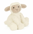 Jellycat Fuddlewuddle Lamb Medium New