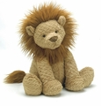 Jellycat Fuddlewuddle Lion Medium Stuffed Animal