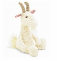 Jellycat Furryosity Goat Stuffed Animal