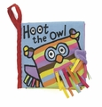 Jellycat Hoot Owl Book