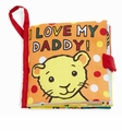Jellycat I Love My Daddy Book