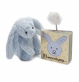 Jellycat If I Were a Bunny Book Blue