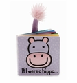 Jellycat If I Were a Hippo Book