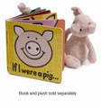 Jellycat If I Were a Pig Book