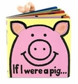 Jellycat If I Were a Pig Book (New)