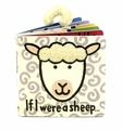 Jellycat If I Were a Sheep Book