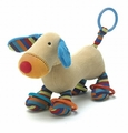 Jellycat Jazzie Puppy Stuffed Animal