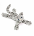 Jellycat Kooky Cat Silver Stuffed Animal