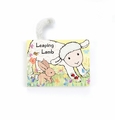 Jellycat Leaping Lamb Book
