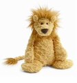 Jellycat Leonardo Lion Stuffed Animal