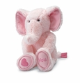 Jellycat Love You Pink Elly Rattle