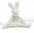 Jellycat Lulu Tutu Bunny Cream Stuffed Animal