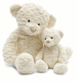 Jellycat Meringue Cream Bear Large