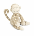 Jellycat Monty Monkey Rattle