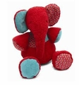 Jellycat Ruby Elephant Activity Toy