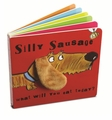 Jellycat Silly Sausage Book