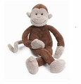 Jellycat Slackajack Monkey Stuffed Animal