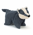 Jellycat Snoozle Badger