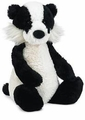 Jellycat Woodland Babe Badger Stuffed Animal