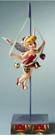 Jim Shore Disney Traditions Hanging Tinkerbell Figurine