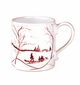 Juliska Country Estate Mug Ruby