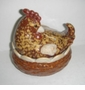 Kaldun & Bogle Farm Country Crafts Chicken Canister
