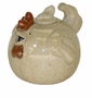 Kaldun & Bogle Farm Country Crafts Chicken Teapot