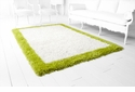 Kendal Hand Tufted Green Rug 7.9'x9.9' by Cyan Design