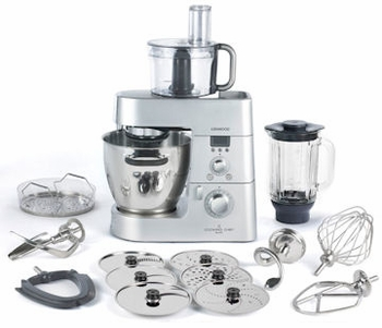 Kenwood Countertop Dishwasher : Kitchen Countertop Appliances, Kitchen Electrics, Stand Mixers ...