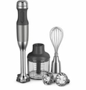 KitchenAid 5-speed Hand Blender- Contour Silver