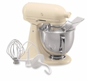 KitchenAid Artisan Stand Mixer 5qt. Tilt - Almond Cream