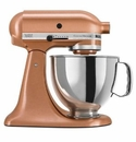 KitchenAid Artisan Stand Mixer 5qt. Tilt Head - Copper Satin